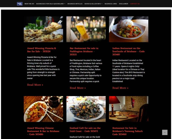 HowTheWebWasWon.biz Interbiz Business Brokers Web Site Listings